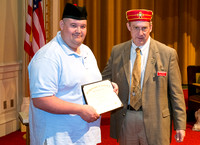 2013-05-01 Charlotte Scottish Rite Master Craftsman Award